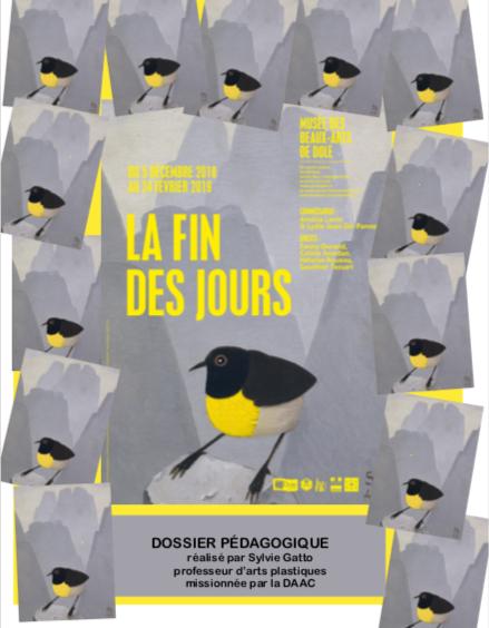 """Dossier pédagogique de l'exposition """"La Fin des jours"""" – Musée des Beaux-Arts de Dole"""