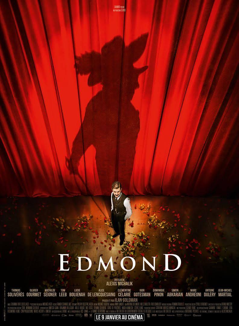 Edmond, le film – Au cinéma le 9 janvier 2019