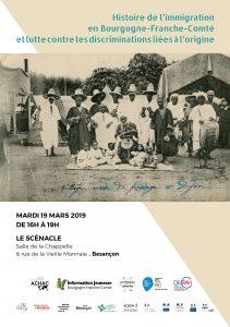 Histoire de l'immigration en Bourgogne Franche-Comtéet lutte contre les discriminations liées à l'origine