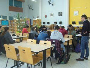 La racine des mots peut être carrée ! Lycée Germaine Tillion de Montbéliard