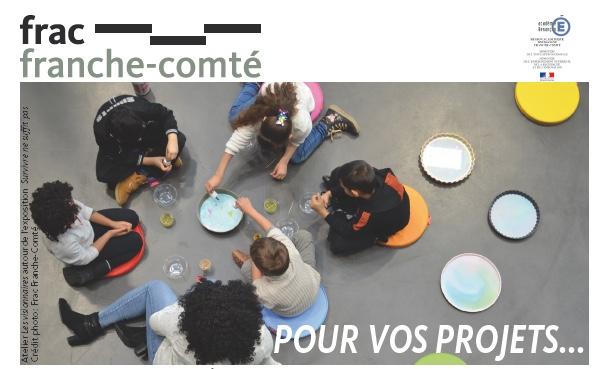 Frac Franche-Comté : de nouveaux projets pour l'année 2019 -2020.