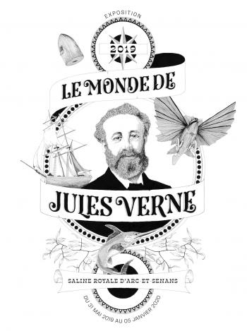 Saline Royale – Le monde de Jules Verne – Dès le 31 mai 2019