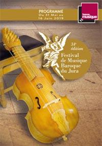 Festival de musique baroque du Jura – jusqu'au 16 juin 2019