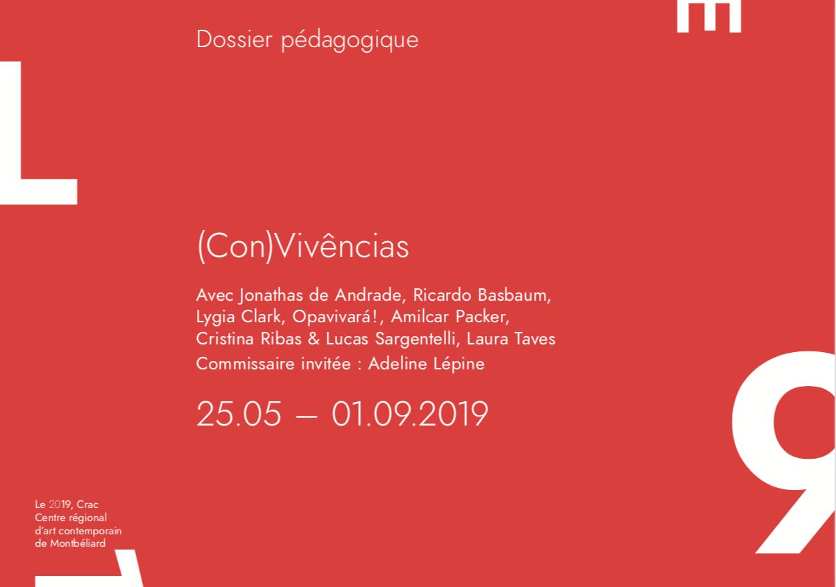 19, Crac de Montbéliard – Dossier pédagogique de l'exposition (Con)Vivências