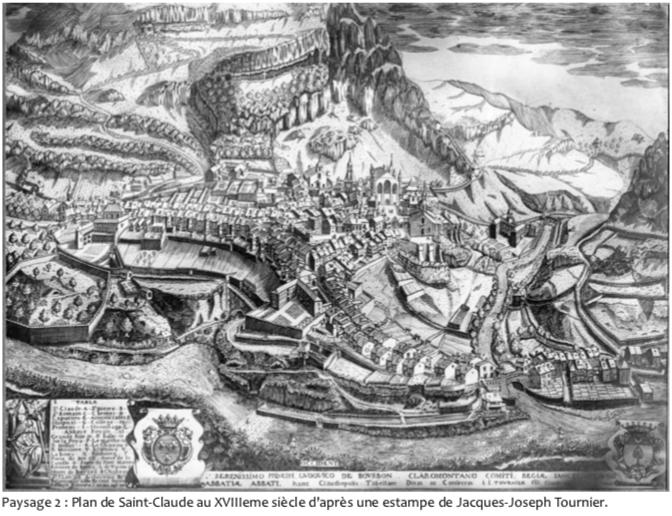 Dossier pédagogique – Le paysage industriel de Saint-Claude au début du 20e siècle