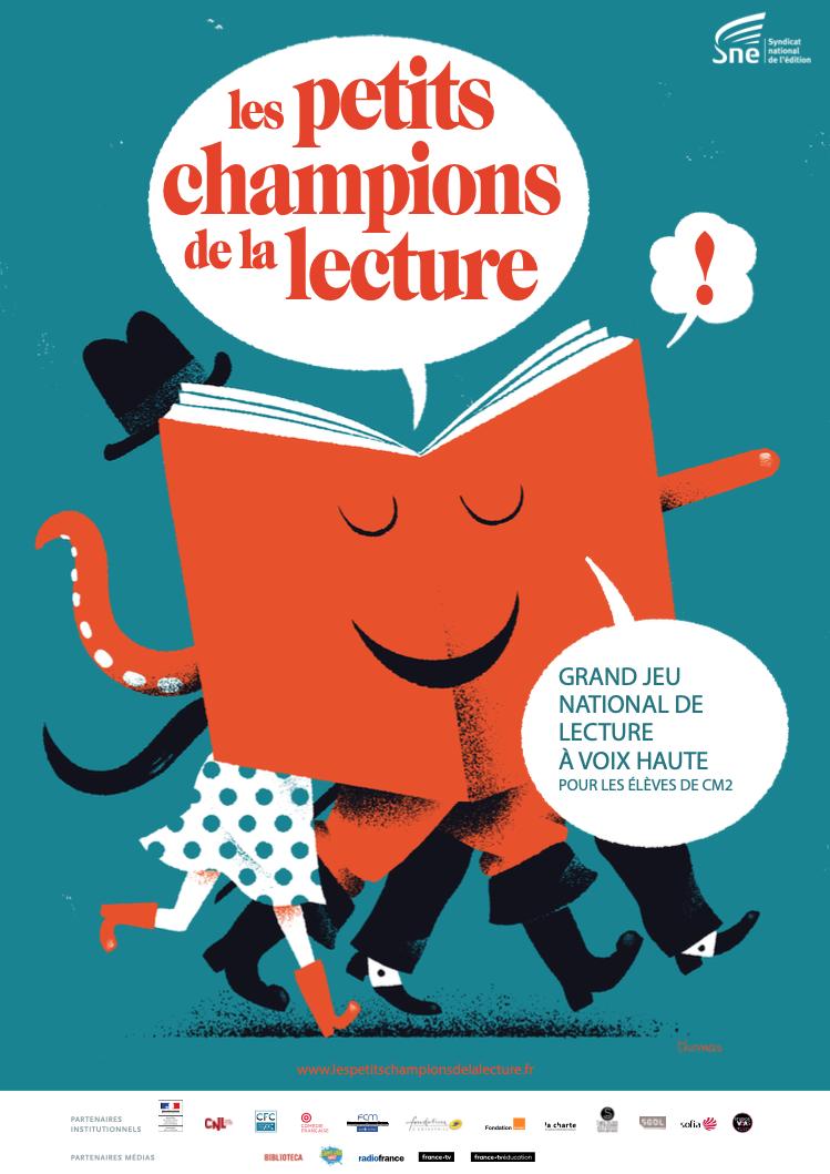 Les petits champions de la lecture – 8e édition 2019-2020