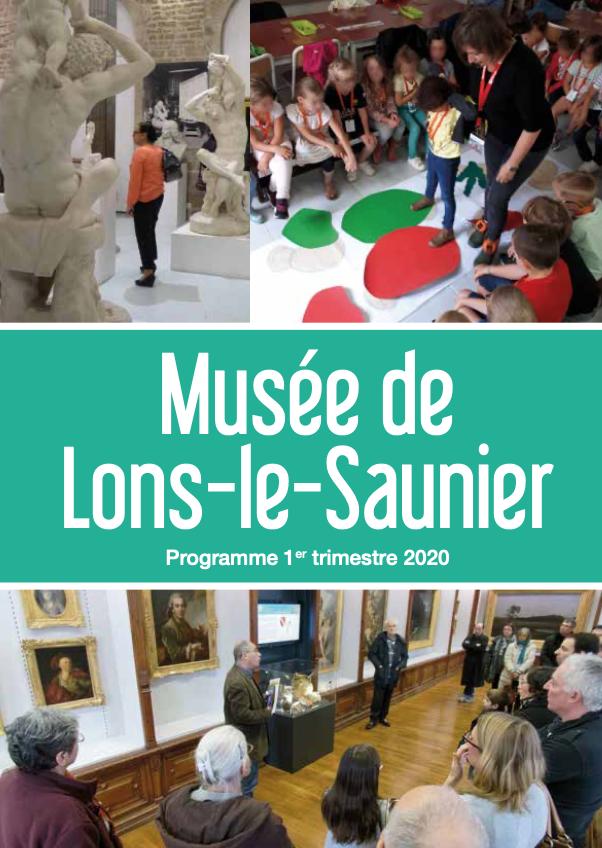 Musée de Lons-le-Saunier : programme des activités janvier-mars 2020