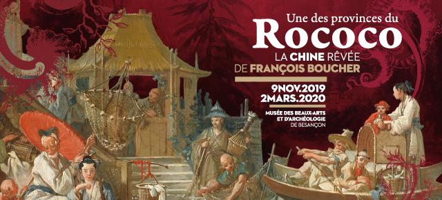 Une des provinces du rococo : la Chine rêvée de François Boucher – mbaa Besançon