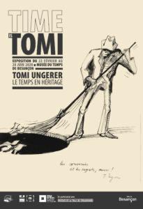 Time is Tomi – Musée du Temps – Besançon
