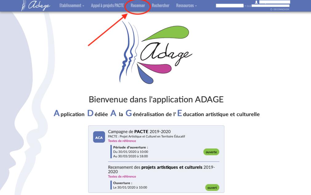 Application ADAGE : un tutoriel pour vous guider pas à pas
