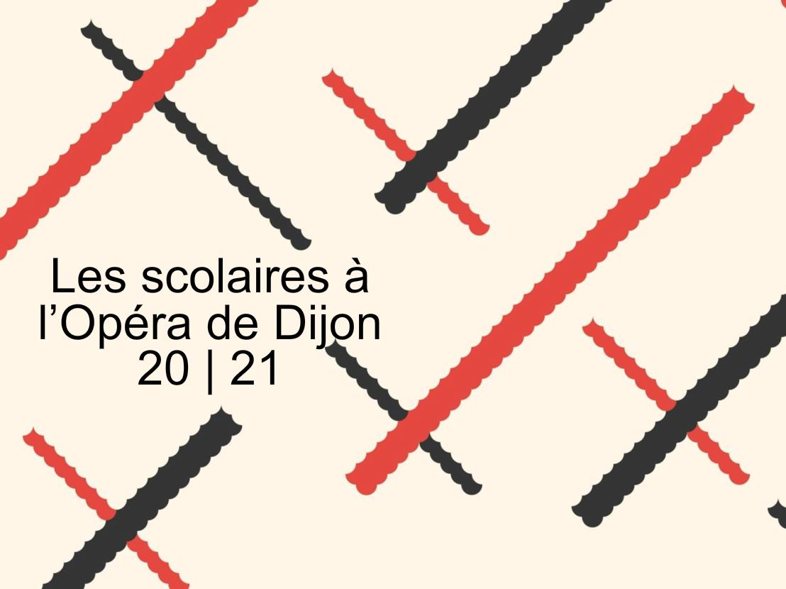 Retrouvez notre webinaire consacré à l'Opéra de Dijon !