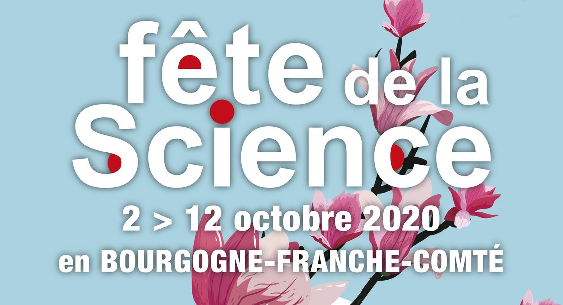 La fête de la science du 2 au 12 octobre