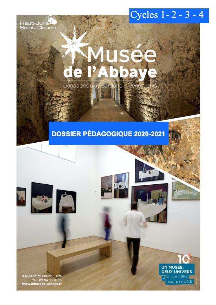 Tout savoir sur le musée de l'Abbaye de Saint-Claude 2020-2021